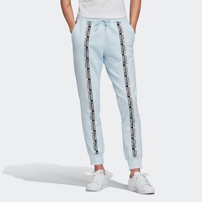 Kelnės 'Cuff Pant' iš ADIDAS ORIGINALS , spalva - šviesiai mėlyna, Modelio vaizdas