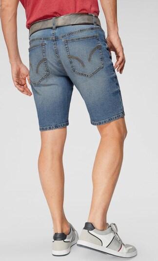 ARIZONA Jeansshorts in hellblau, Produktansicht
