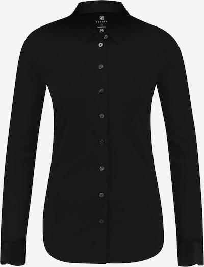 DESOTO Bluse in schwarz, Produktansicht