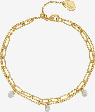 Estella Bartlett Bracelet en or, Vue avec produit