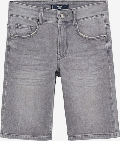 MANGO KIDS Jeans 'John' in de kleur Grey denim, Productweergave