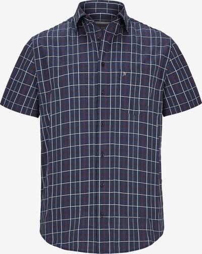 Jan Vanderstorm Overhemd ' Feeliks ' in de kleur Blauw, Productweergave