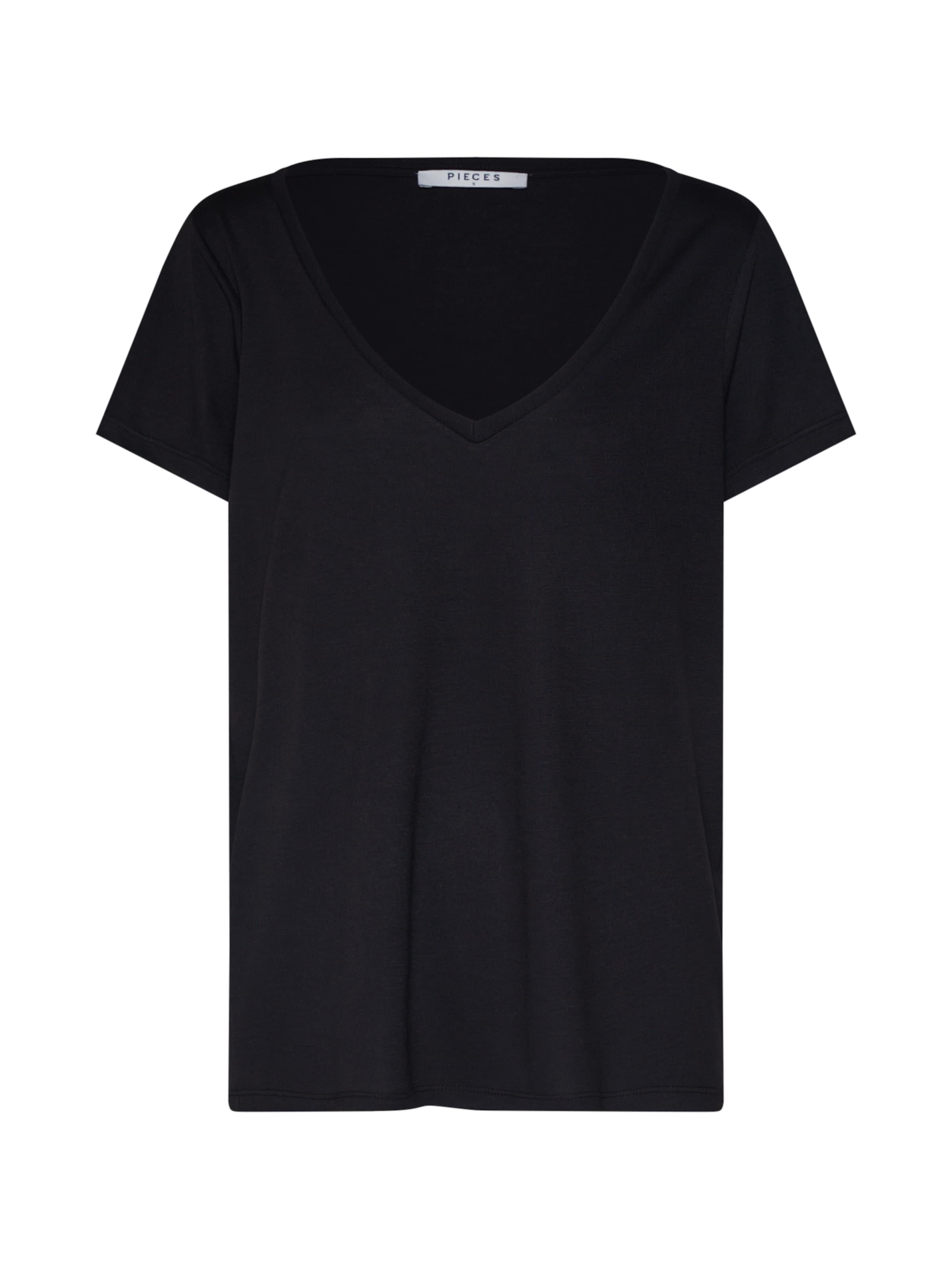 Noos' Schwarz Pieces 'lucy Shirt In SMpLUVqzG