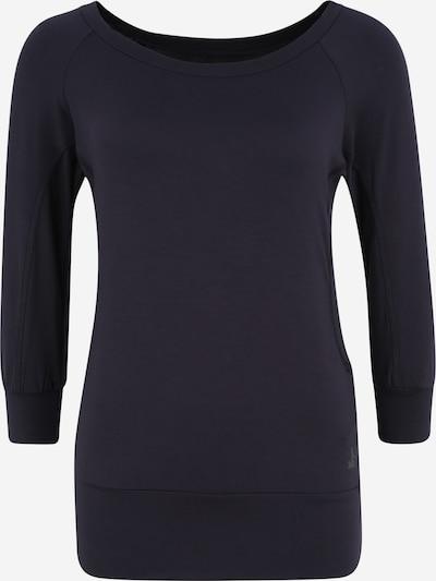 CURARE Yogawear Koszulka funkcyjna 'Flow' w kolorze niebieska nocm, Podgląd produktu