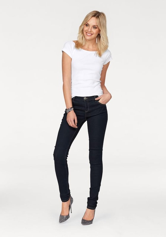ARIZONA Skinny-fit-Jeans 'Ultra-Stretch'