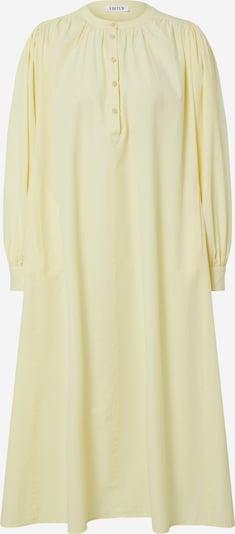 EDITED Kleid 'Zilan' in pastellgelb, Produktansicht