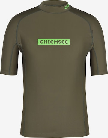 CHIEMSEE Performance Shirt in Green