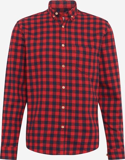 Kronstadt Košile 'Johan' - marine modrá / červená, Produkt