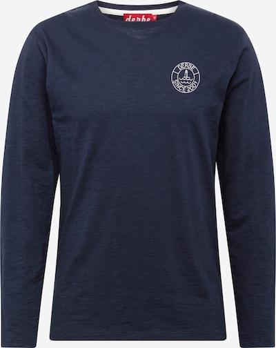 Derbe Shirt 'Elblotse' in de kleur Navy, Productweergave