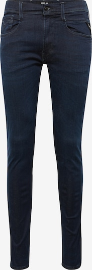 REPLAY Jeans 'Anbass' in de kleur Ultramarine blauw, Productweergave