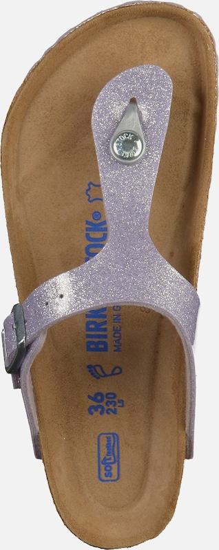 BIRKENSTOCK Pantoletten Schuhe Gizeh Verschleißfeste billige Schuhe Pantoletten 59d2ed