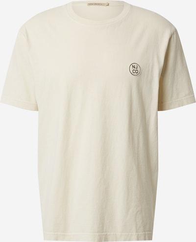 Nudie Jeans Co Majica 'Uno Circle' u vuneno bijela, Pregled proizvoda