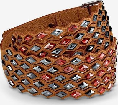 Swarovski Armband in braun, Produktansicht