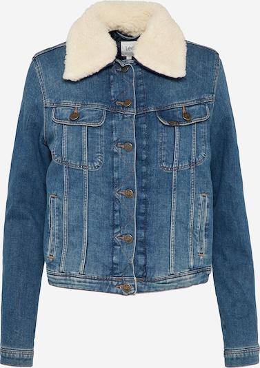 Lee Prehodna jakna 'SHERPA RIDER' | moder denim barva, Prikaz izdelka