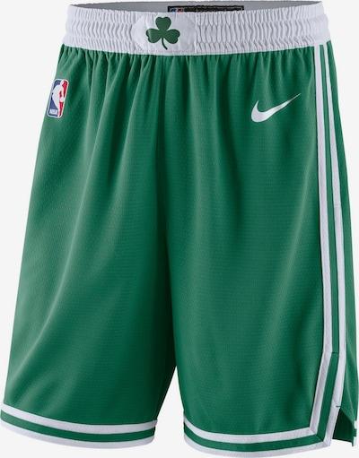 NIKE Sportbroek 'Boston Celtics' in de kleur Groen, Productweergave