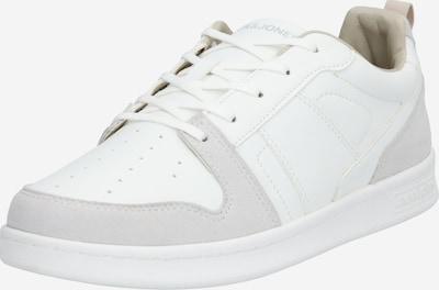 JACK & JONES Sneaker in grau / weiß, Produktansicht