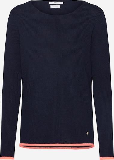 BRAX Pullover 'LIZ' in navy / lachs, Produktansicht