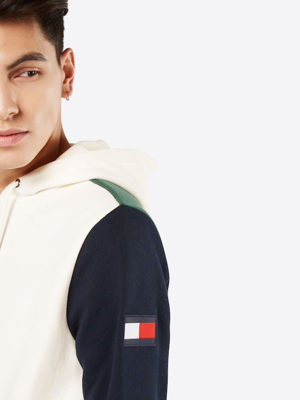 TOMMY HILFIGER Hoodie 'ROCK BLOCKING HDD L/S'