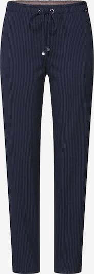 Pantaloni 'CISOFA' CINQUE pe negru: Privire frontală