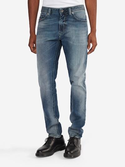 DIESEL Jeans 'Thommer' in de kleur Blauw denim, Modelweergave