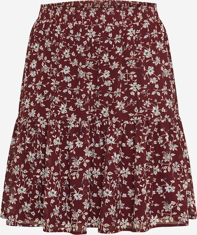 Guido Maria Kretschmer Curvy Collection Rok 'Sophie' in de kleur Bordeaux, Productweergave