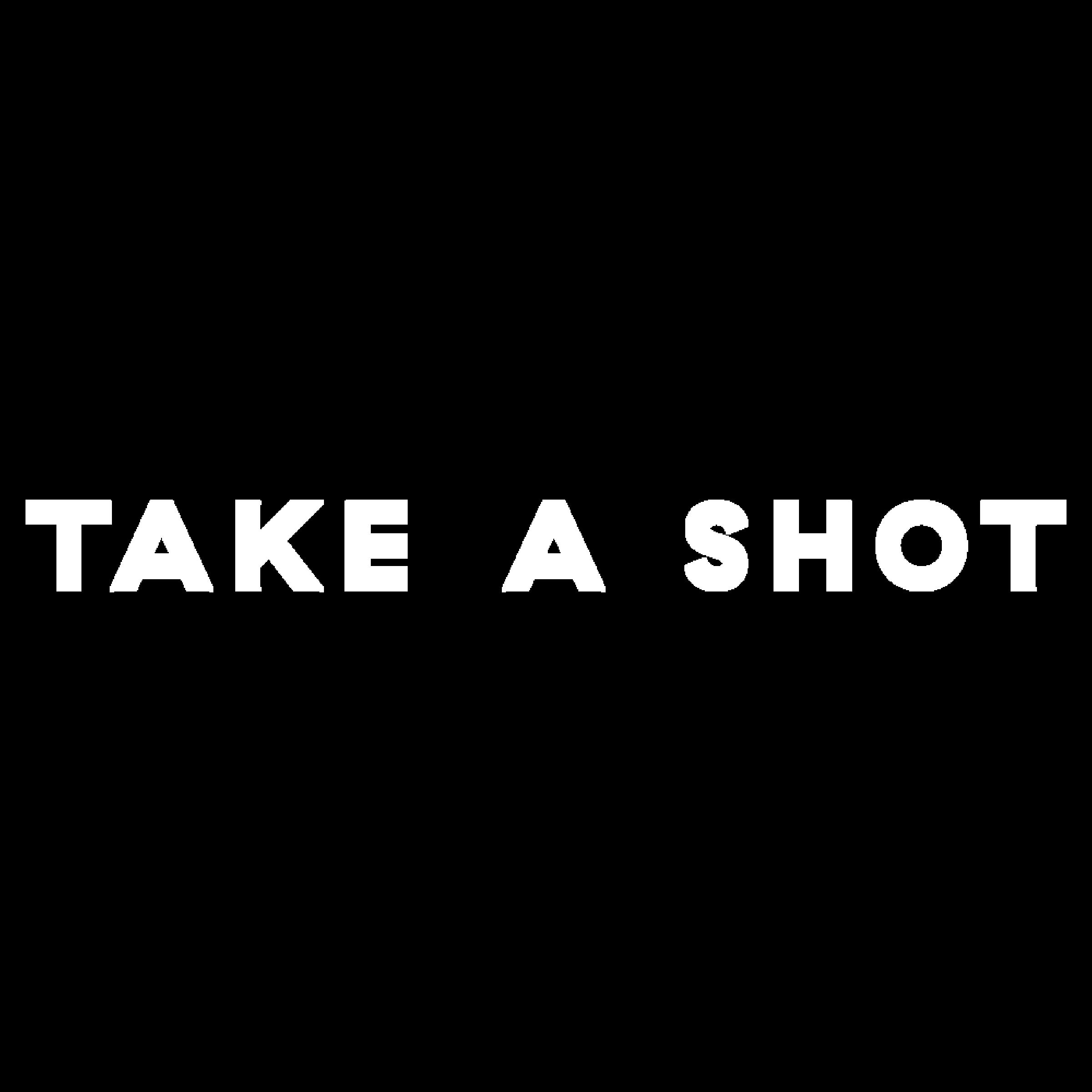 TAKE A SHOT Logo