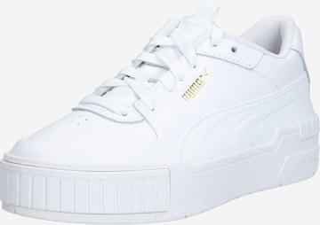 PUMA Sneakers laag 'Cali' in Wit