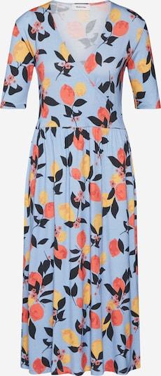 Vasarinė suknelė 'Calia' iš modström , spalva - mėlyna / geltona / oranžinė, Prekių apžvalga