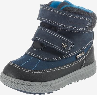 PRIMIGI Winterstiefel in blau / neonblau / schwarz, Produktansicht