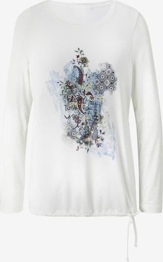 Megztinis be užsegimo iš heine, spalva – nebalintos drobės spalva, Prekių apžvalga