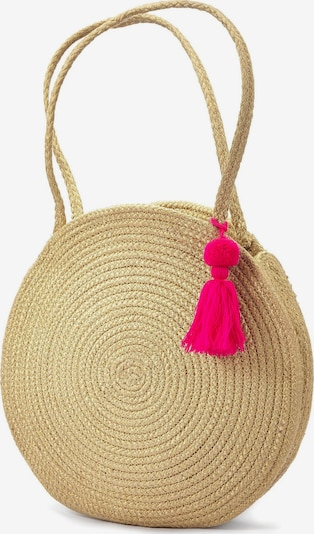 LASCANA Beach bag in Sand, Item view