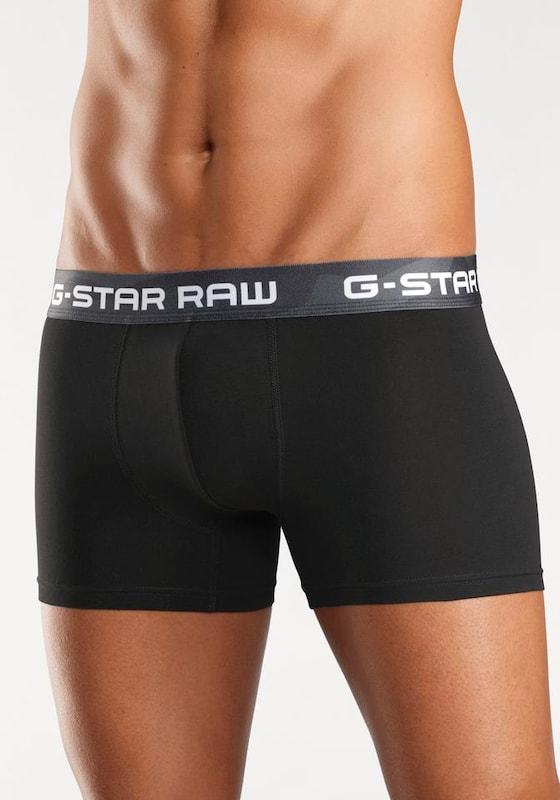 G-STAR RAW Boxer mit Camouflage Bund