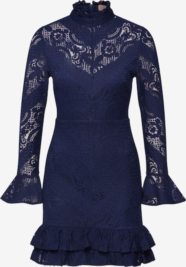 Love Triangle Kleid 'Minuet Dress' in navy, Produktansicht