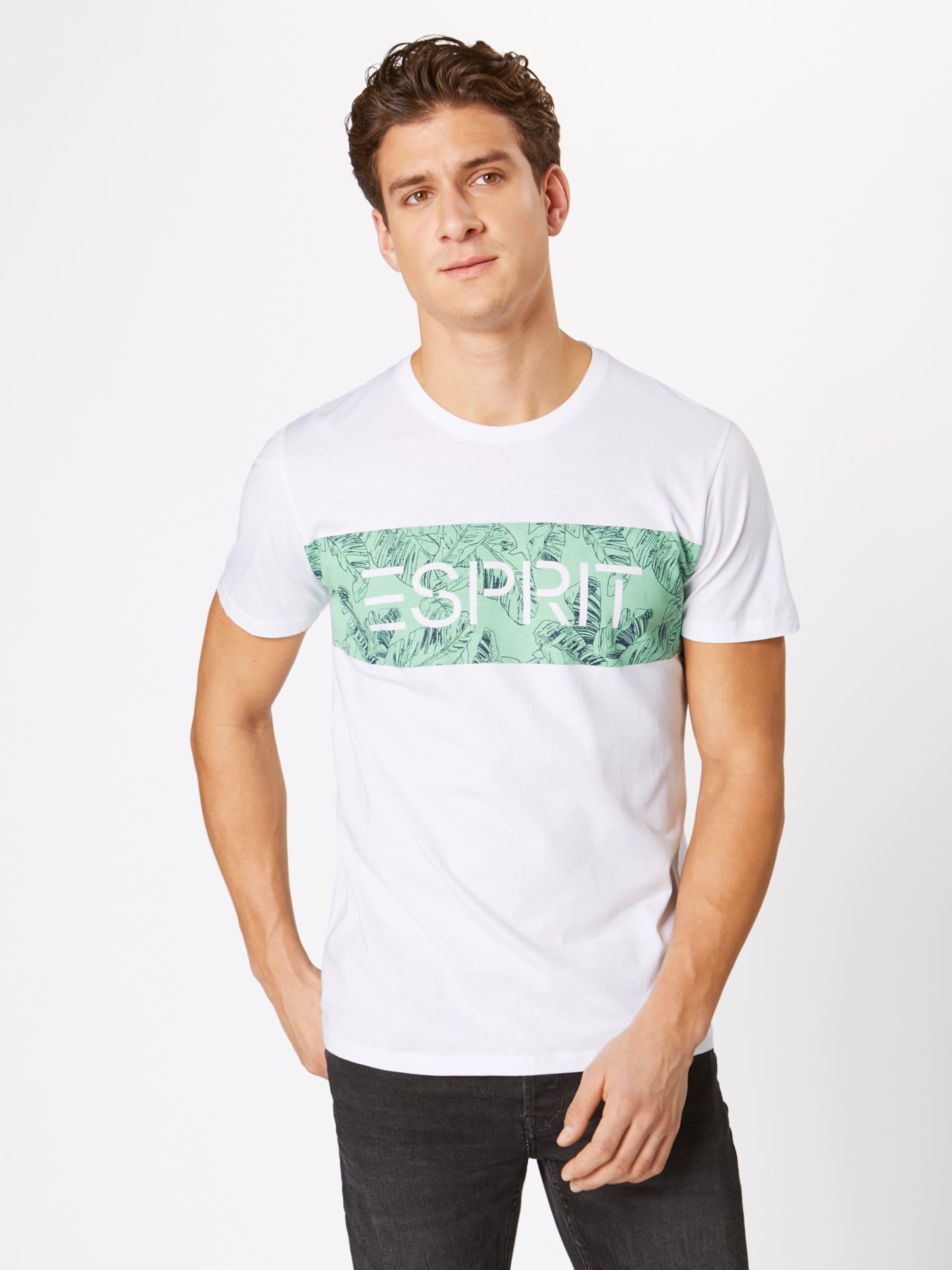 Blanc shirt Esprit T shirt En En Esprit Esprit T shirt En T Blanc eWIDYEHb29