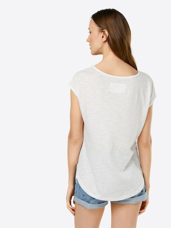 Desigual Shirt mit Paillettenbesatz