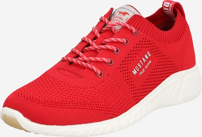 MUSTANG Sneaker in rot, Produktansicht