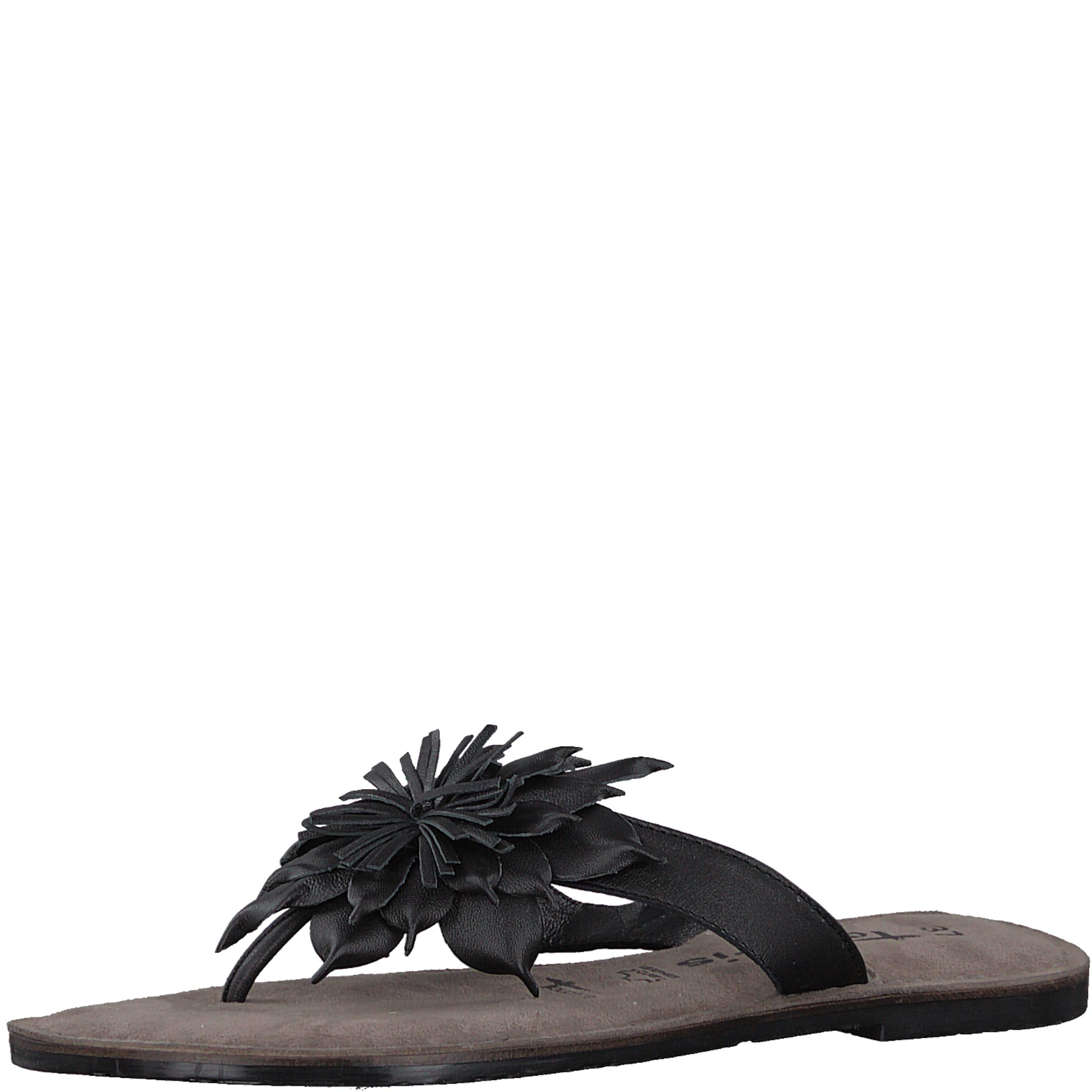TAMARIS Zehentrenner Verschleißfeste billige Schuhe Hohe Qualität
