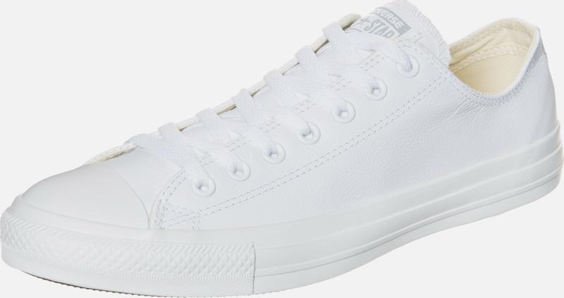 CONVERSE Chuck OX Taylor All Star Core OX Chuck Leder Sneaker 220d64