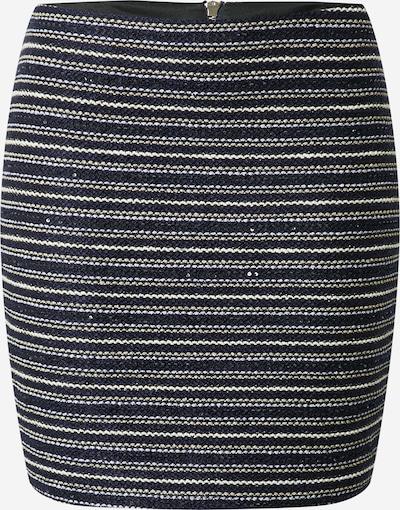ABOUT YOU Sukně 'Eike' - námořnická modř / zlatá, Produkt