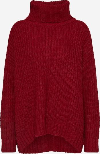 Herrlicher Rollkragenpullover 'Anika' in rot, Produktansicht