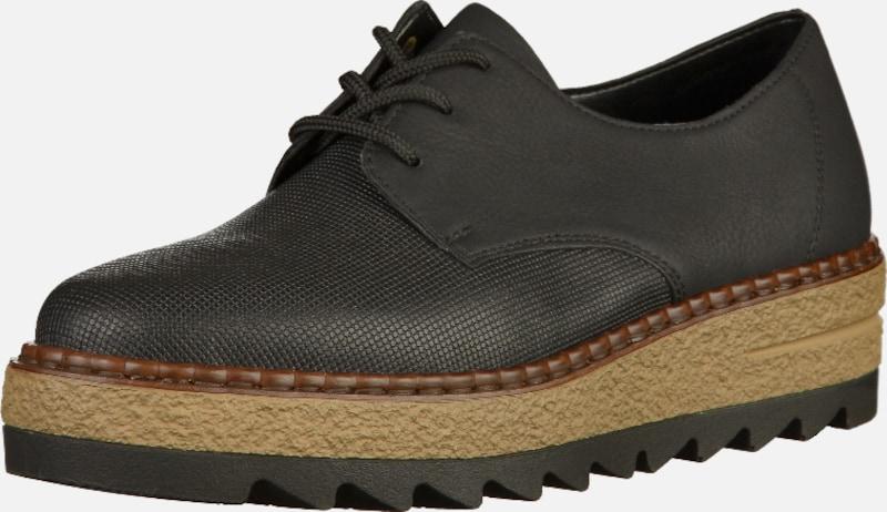 RIEKER Halbschuhe Verschleißfeste billige Schuhe Qualität Hohe Qualität Schuhe 4bd0e3