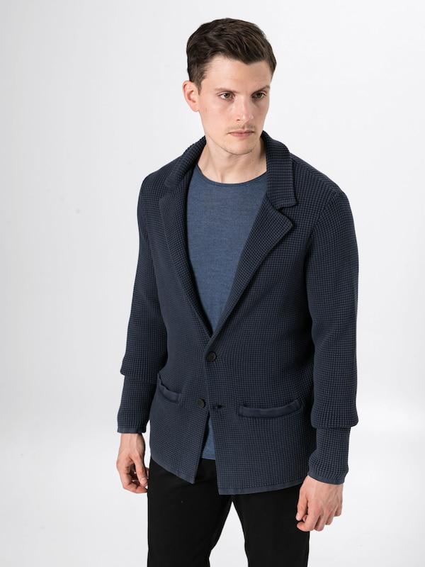 DRYKORN Strickjacke 'RENES' 'RENES' 'RENES' in dunkelblau  Mode neue Kleidung c95b4d