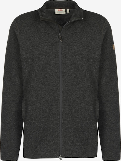 Fjällräven Fleecejacke ' High Coast Wool ' in grau, Produktansicht