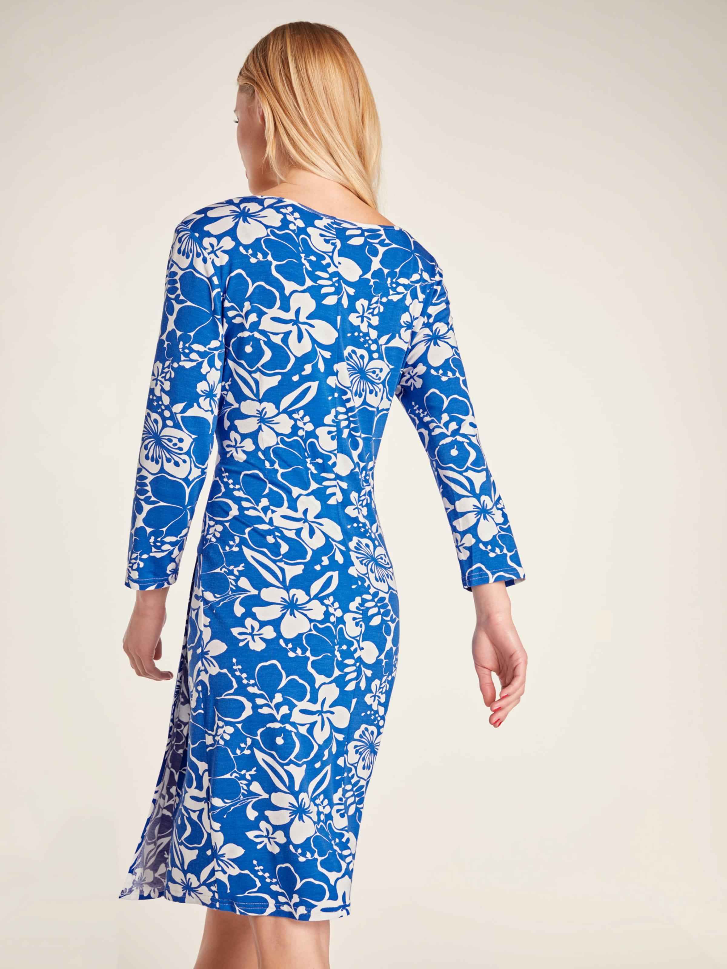 In In Kleid Kleid Heine Heine In Heine Kleid BlauWeiß BlauWeiß q35R4AjL
