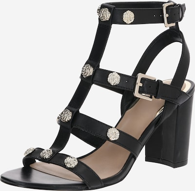 GUESS Sandale 'MAGALE' in schwarz, Produktansicht