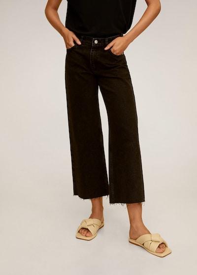 MANGO Jeans 'Candy' in schwarz, Modelansicht