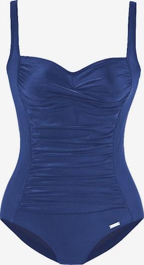 LASCANA Shaping-badpak in de kleur Navy, Productweergave