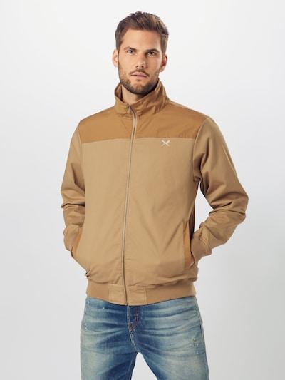 Iriedaily Přechodná bunda - béžová / tmavě béžová, Model/ka
