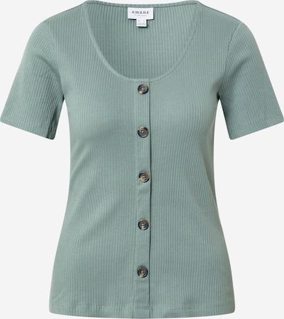 VERO MODA Shirt 'Helsinki' in grün, Produktansicht