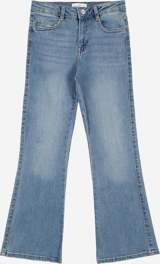 MANGO KIDS Jeans in de kleur Blauw denim, Productweergave